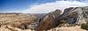 Strike Valley Overlook Panorama