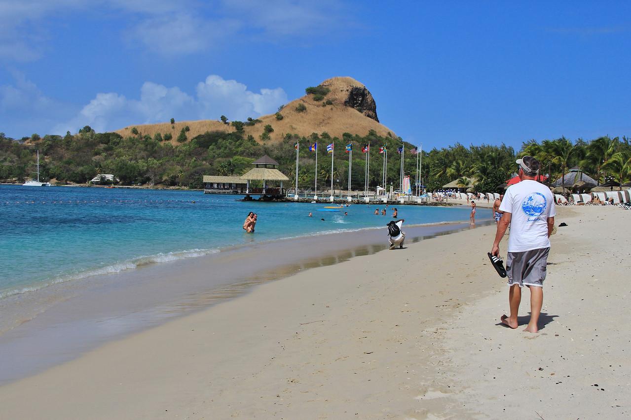 Sandal's Grande St. Lucian Resort