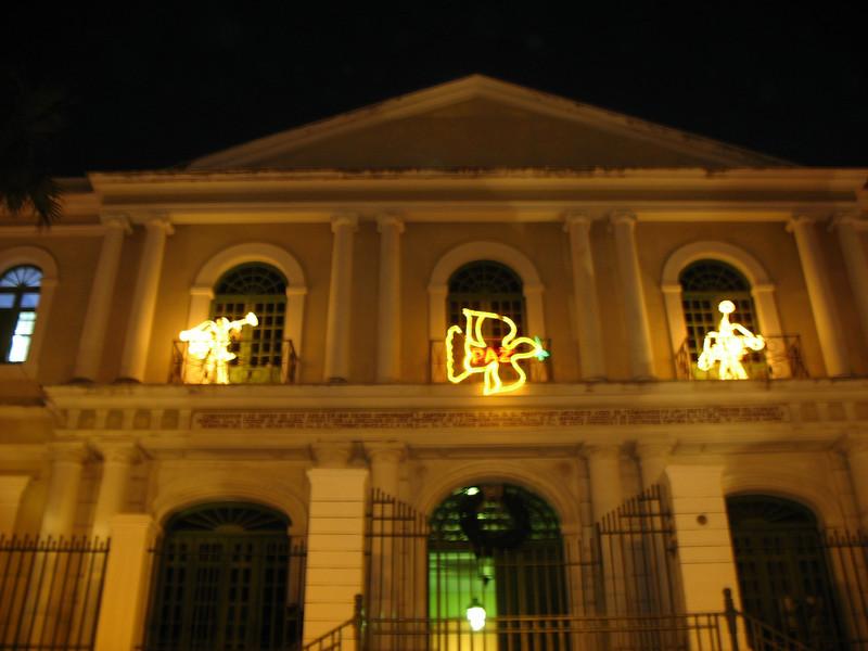 Old San Juan Administration Building.