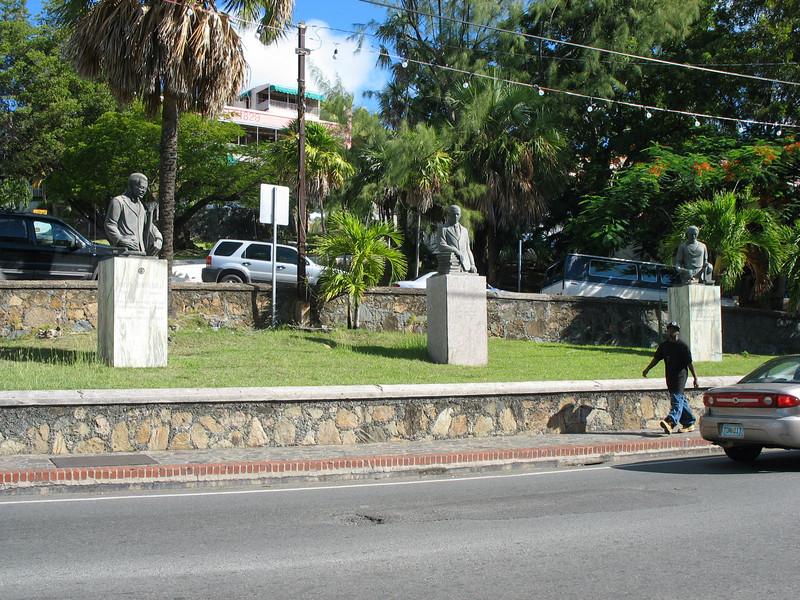 Downtown Charlotte Amalie, St. Thomas