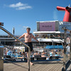 Lido Deck - The hub of activity.