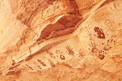 Ancient Handprints