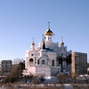 New church in Zlatoust.