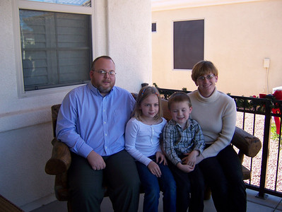 Trip to Grandparents Rinder - December 2006/January 2007