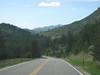 Colorado west of Canon City