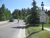 Bike-friendly roads in Breckenridge
