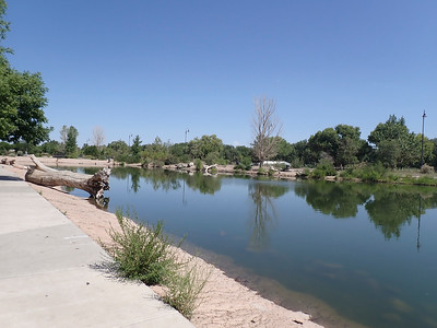 Rio Grande Park - Albuquerque