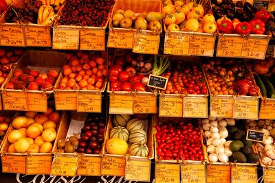 Fruit Stall, Calvi