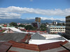 View of San Jose from second story of Hostel Pangea.