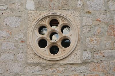 A Zadar Window