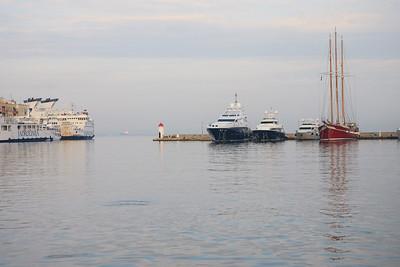 Croatia October 3, 2008