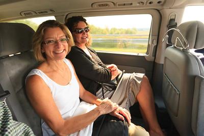 Taxi ride to Opatija