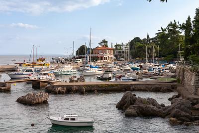 Yacht Club in Opatija Harbor