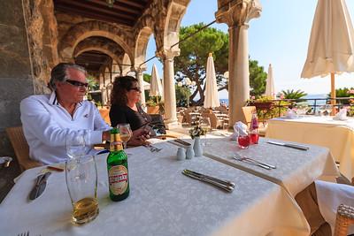 Lunch at Milenij Hoteli d.o.o  www.milenijhoteli.hr