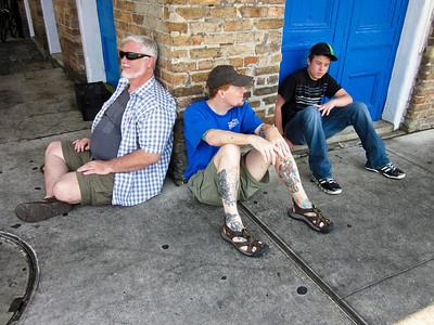 Steve, Steve, & Kenny