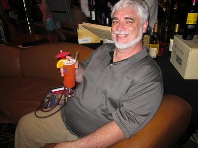 hurrah for boat drinks