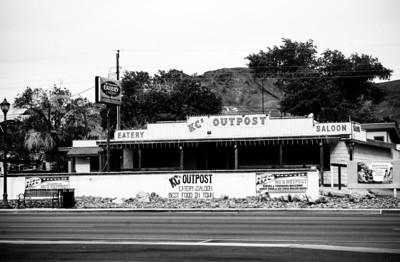 One of 3 or 4 restaurants in Beatty, Nevada.  Not a bad meal, but nothing great.