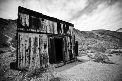 Leadfield Ghost Town