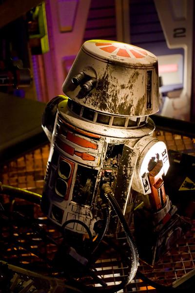 Star Tours : Disney Hollywood Studios
