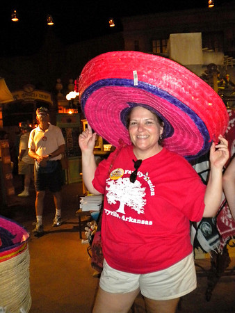 Obligitory hat photo in Mexico