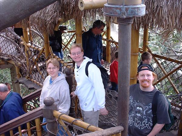 Older Disney Trips (2000-2007)
