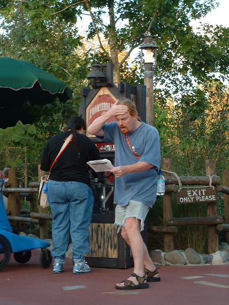 Disney November 2003 (Michelle)