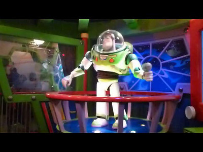 """Buzz Lightyear"" Disneyland Paris"