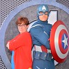 PhotoPass - Captain America