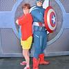 PhotoPass - Captain America