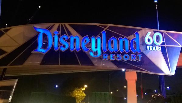 Disneyland - August 2015