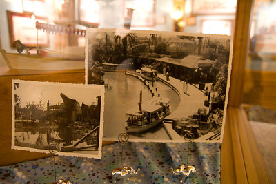 Disneyland Early Pictures