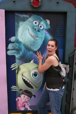 Sister found Mike and Sully