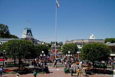 Main Street USA.