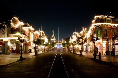 Main Street USA After Closing