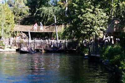 Pirates Play Area on Tom Sawyer's Island