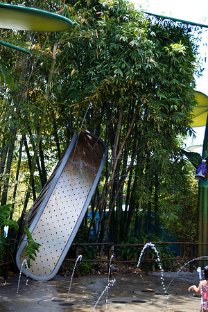 Water Pipe in Flick's Fun Fair
