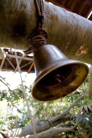 Bell in Tarzan's Treehouse