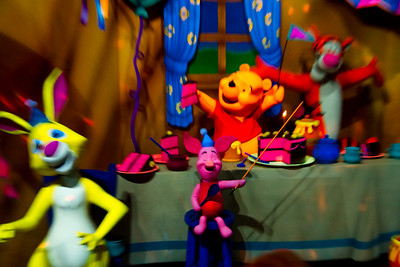 Pooh's birthday party