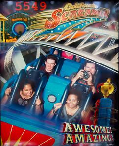 California Screamin Ride Picture