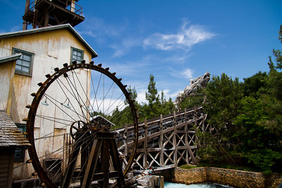 Grizzly Peak & Grizzly Rapids Ride