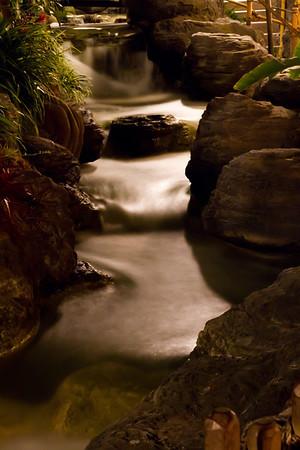 Tarzan's Treehouse River Long Exposure
