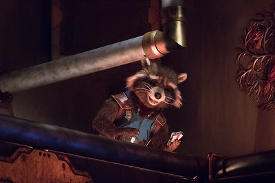 Guardians of the Galaxy – Mission: BREAKOUT! Premiere Party