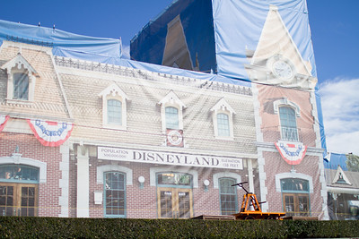 WANTED: One Main Street Station