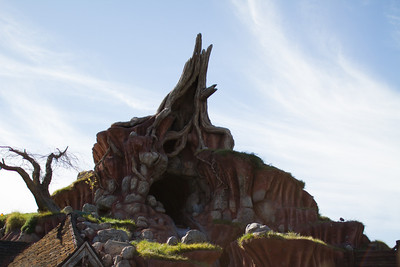 Splash Mountain Peak
