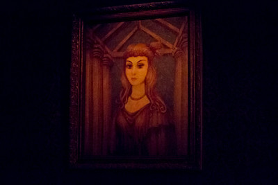 Haunted Mansion Art