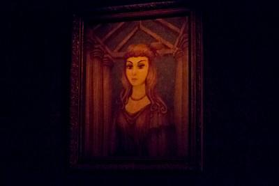 Haunted Mansion Art
