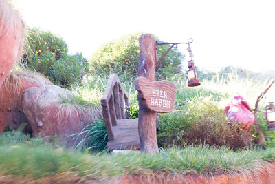 Brer Rabbit's Home