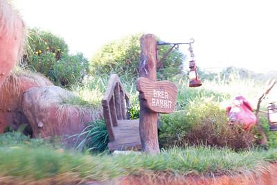Brer Rabbit's Home