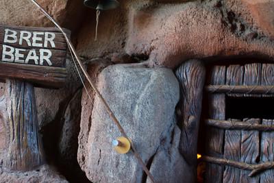 Brer Bear's Home