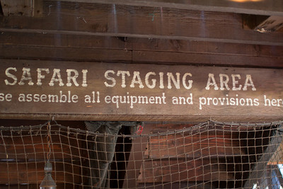 Safari Staging Area